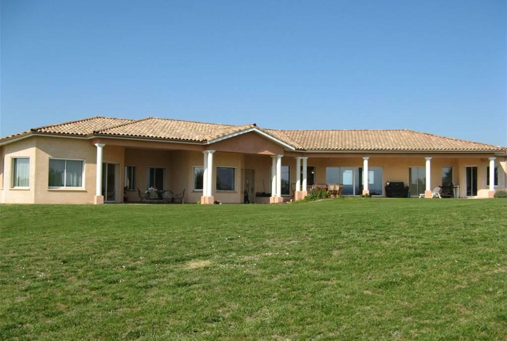 A Vendre Aude Razes Jolie Villa De Plain Pied Avec Piscine Curie Sur 2ha 65 Environ