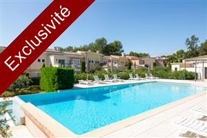 VILLA JUMELEE AU COEUR DU ROYAL MOUGINS GOLF